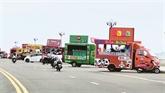 Les food trucks, une aventure chamarrée à Vung Tàu