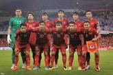 Mondial 2022 : le Vietnam vise le 3e tour des éliminatoires