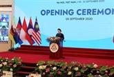 AIPA 41 : le Brunei assumera la présidence tournante de l'AIPA 42