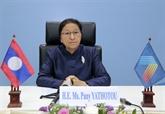 Le Laos apprécie la présidence de l'AIPA 41 du Vietnam