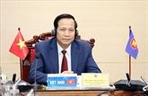 Le Vietnam participe à la réunion des ministres du Travail et de l'Emploi du G20