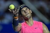 Tennis : Nadal déjà à Rome pour préparer son retour à la compétition