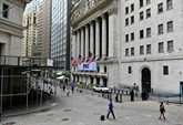 Wall Street rechute à l'issue d'une séance saccadée