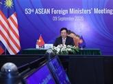 ASEAn : engagement à promouvoir la coopération face au COVID-19