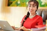 La PDG de Vietjet parmi les 100 personnes qui transforment le monde des affaires en Asie