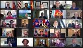 Des responsables américains apprécient le rôle du Vietnam