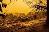 Ravagé par les incendies, l'Ouest américain attend une météo plus clémente