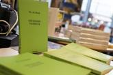 L'œuvre Carnet de prisondu Président Hô Chi Minh traduite en allemand