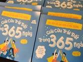 Livre pour enfants : Sauver la Terre en 365 jours