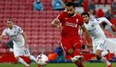 Salah sauve Liverpool face à un Leeds accrocheur