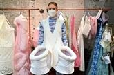 Privée de public, la Fashion Week de New York s'efforce de soutenir la mode américaine