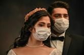 Turquie : impactés par le virus, les fastueux mariages ne sont pas à la noce