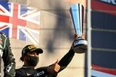 F1: Hamilton émerge du chaos toscan, à une longueur du record de Schumacher
