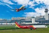 Vietjet restaure complètement les lignes aériennes vers Dà Nang