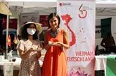 Des images sur le Vietnam présentées lors d'un festival multiculturel en Allemagne