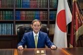 Message de félicitations au président japonais du LDP
