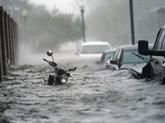 Inondation et coupures de courant : la tempête Sally s'abat sur le sud-est des États-Unis