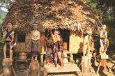 Les sculptures sur bois, l'âme des Co Tu