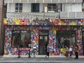 Cyril Phan - légende du graffiti, ouvre sa galerie à Hanoï