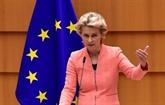 Von der Leyen dévoile son plan de bataille pour la relance et le climat