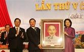 Le Ve Congrès d'émulation patriotique de la province de Khanh Hoa