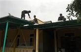 Le typhon Noul devrait toucher terre ferme l'après-midi du 18 septembre