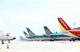 Le Vietnam reprendra plus de vols internationaux de manière