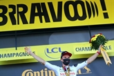 Tour de France : Kragh Andersen gagne avant La Planche, Roglic toujours serein