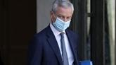 Le ministre français de l'Économie annonce être positif au COVID-19