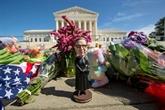 La gauche américaine remobilisée après la mort de la juge Ruth Bader Ginsburg