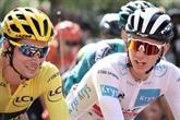Tour de France : feu d'artifice slovène sur les Champs-Élysées