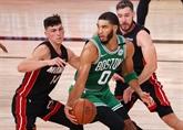 Play-offs NBA : Boston hausse le ton et se relance