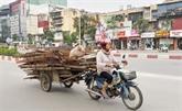 Hanoï envisage de subventionner le remplacement des vieilles motos
