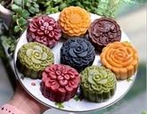 Présentation au monde des gâteaux de lune vietnamiens