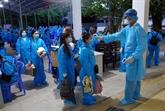 Plus de 340 citoyens vietnamiens rapatriés des États-Unis