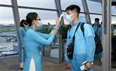Le Vietnam ne signale aucun cas de COVID-19 lundi matin 21 septembre