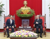 Vietnam-R. de Corée promeuvent les relations bilatérales dans la nouvelle situation