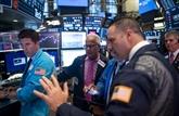 Wall Street voit rouge dans un climat d'incertitudes