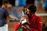 Tennis : à Rome, le retour de la machine à gagner Djokovic