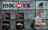 L'action HSBC au plus bas depuis 1995 sur des rumeurs de sanctions chinoises