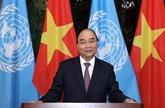 Le PM adresse un message à l'ONU pour son 75e anniversaire