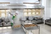 Hô Chi Minh-Villeassure la sécurité alimentaire des repas à l'école