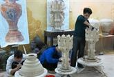 Hanoï : amélioration de la capacité de l'industrie artisanale