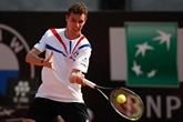 Tennis : Humbert sort Medvedev, tête de série N.1, à Hambourg