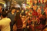 Des lanternes qui font tourner les têtes des Saïgonnais