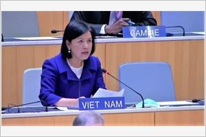 Propriété intellectuelle  le Vietnam à la 61e série de réunions des assemblées de lOMPI