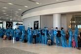 Coronavirus : rapatriement de plus de 220 Vietnamiens du Japon