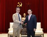 L'UE, un partenaire économique et commercial important de Hanoï