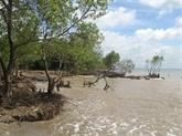 Chercher à faire face aux risques de sécheresse et d'intrusion d'eau salée