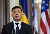 L'Ukraine souhaite obtenir une perspective claire d'adhésion à l'UE